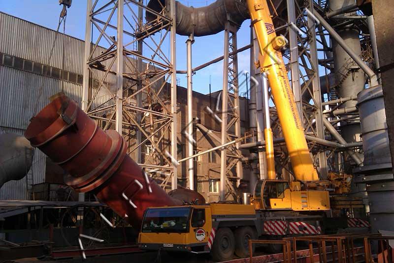 Скачать ппр по демонтажу металлоконструкций
